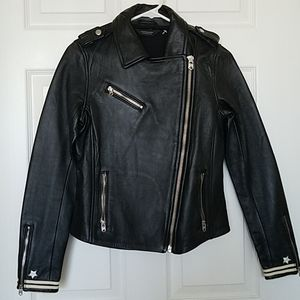 NWT Leather Jacket